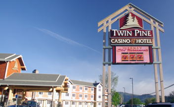 Twin Pine Casino and Hotel